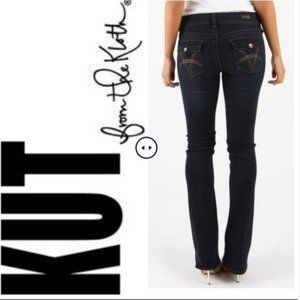 Kut for the kloth Natalie bootcut jeans NWT
